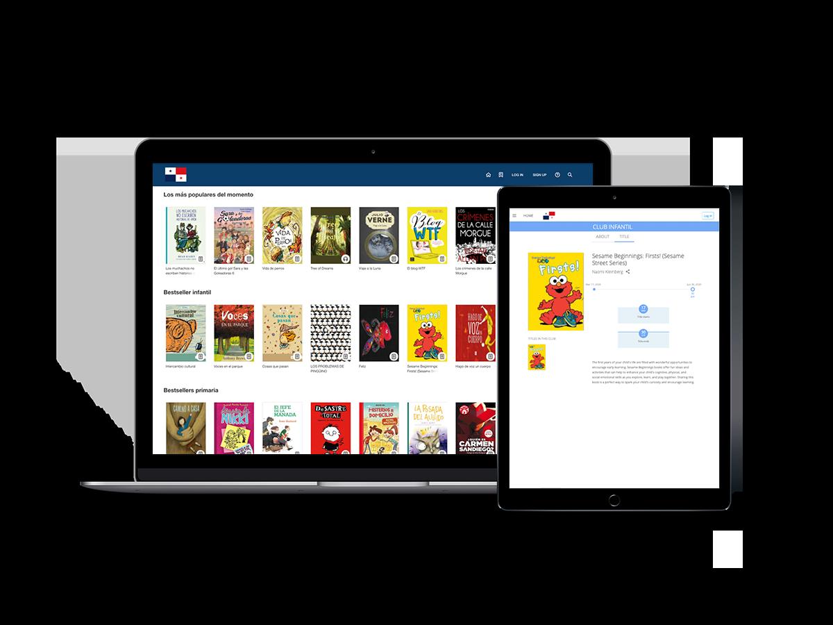 Panamá biblioteca digital inteligente ODILO