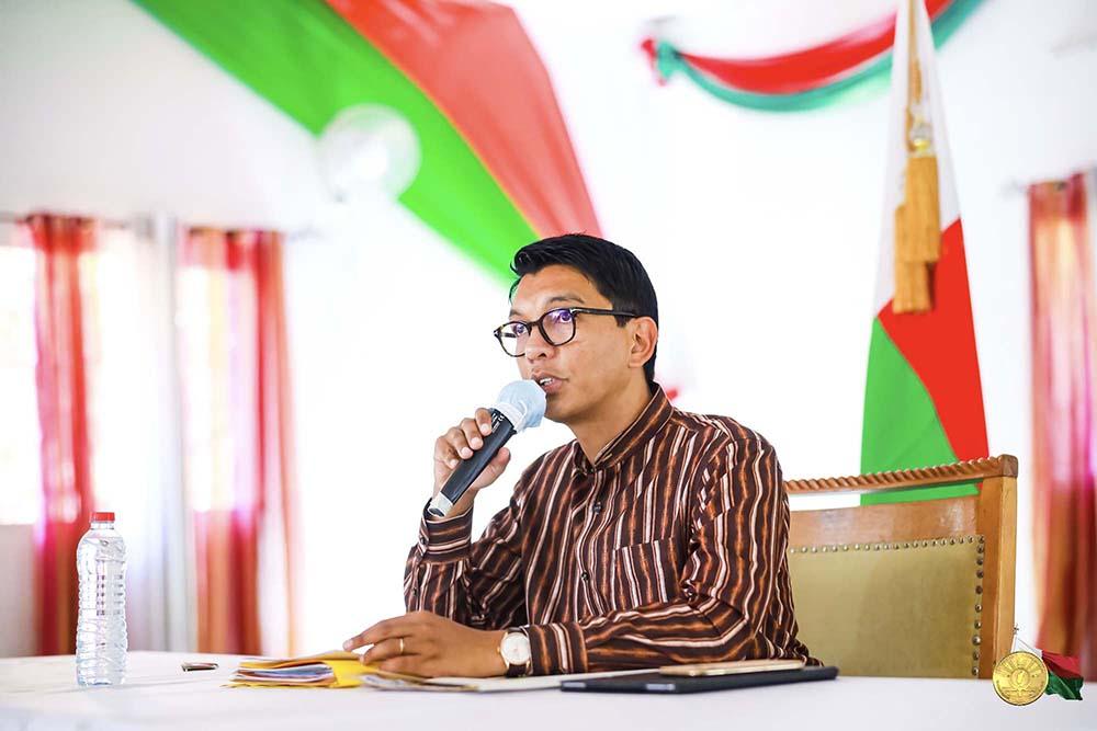 Madagascar : Fin de l'état d'urgence sanitaire annoncée par le président Andry Rajoelina