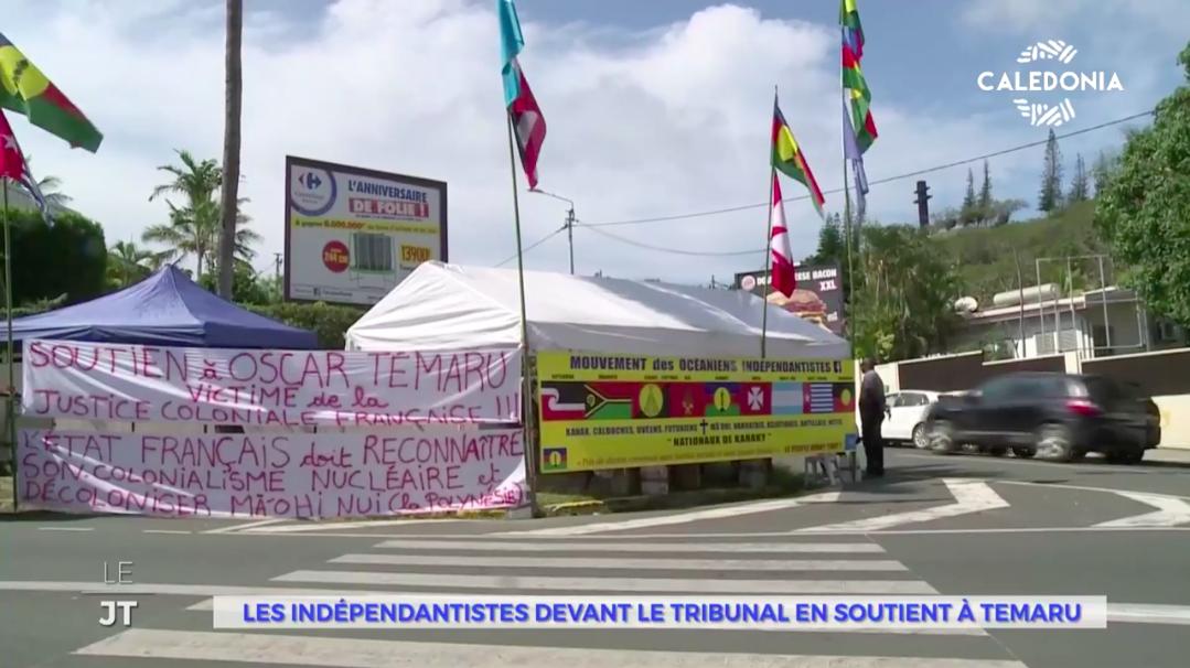 Pacifique : Le duel entre Oscar Temaru et le procureur Hervé Leroy au tribunal de Nouméa le 4 novembre