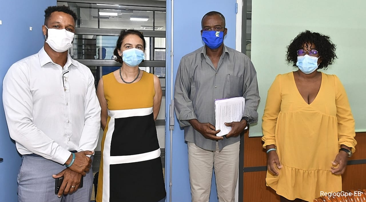 Santé en Guadeloupe: La Région Guadeloupe obtient des garanties de l'ARS sur la réinscription du second TepScan