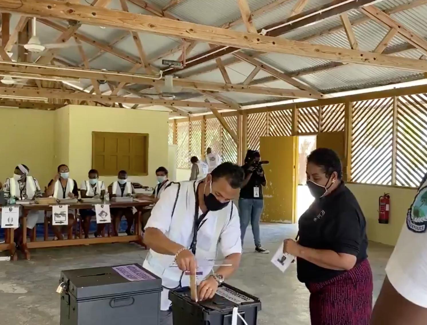 Les Seychelles élisent leur président et leurs députés pendant trois jours