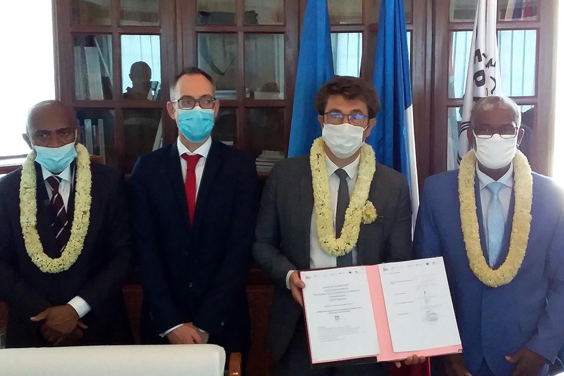 Mayotte obtient le label PEPITE en faveur des étudiants-entrepreneurs