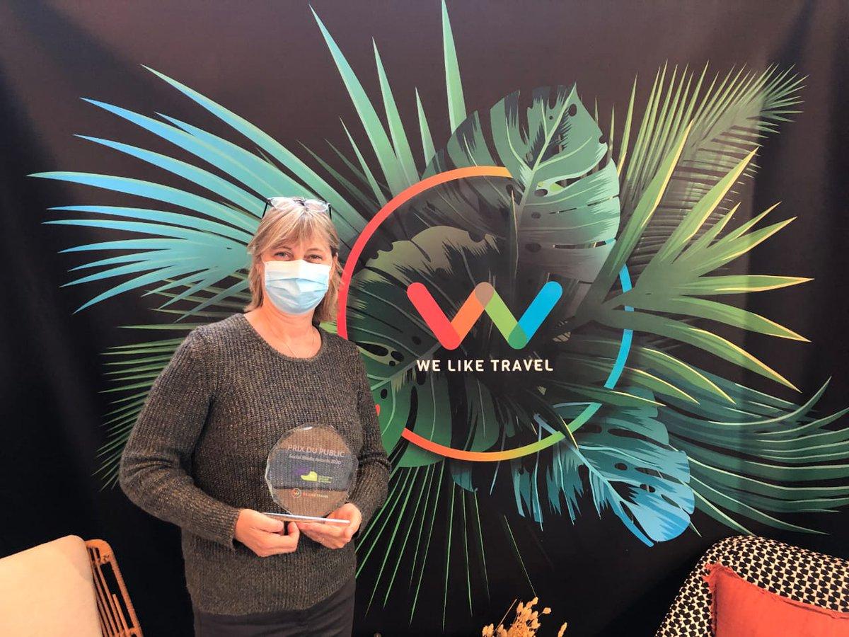 L'Ile de La Réunion Tourisme remporte le Prix du Public des Social Media Awards 2020