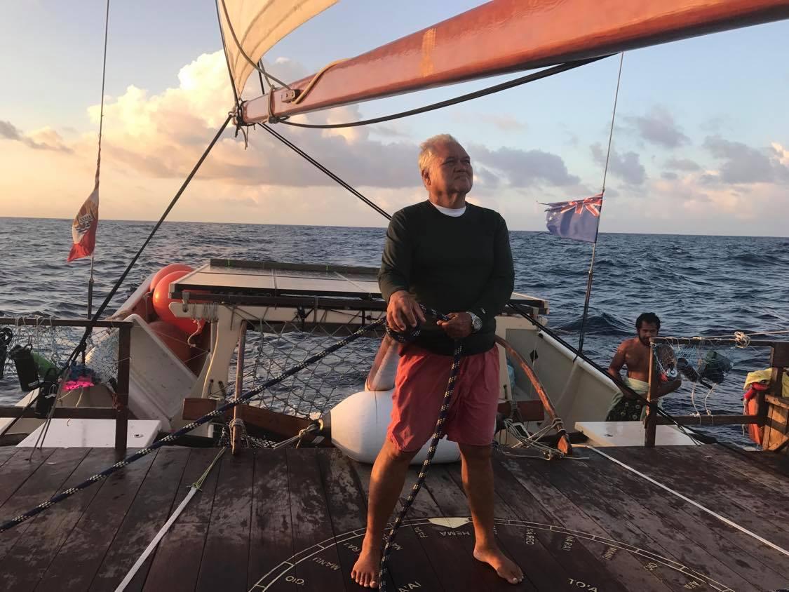 Polynésie : Le voyage vers les astres du navigateur tahitien Jean-Claude Teriierooiterai