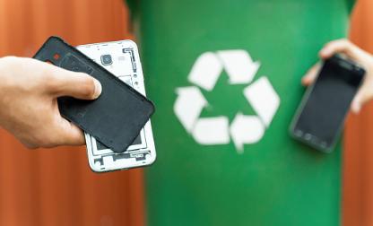 « Re », le programme de recyclage de téléphone de Orange aux Antilles-Guyane