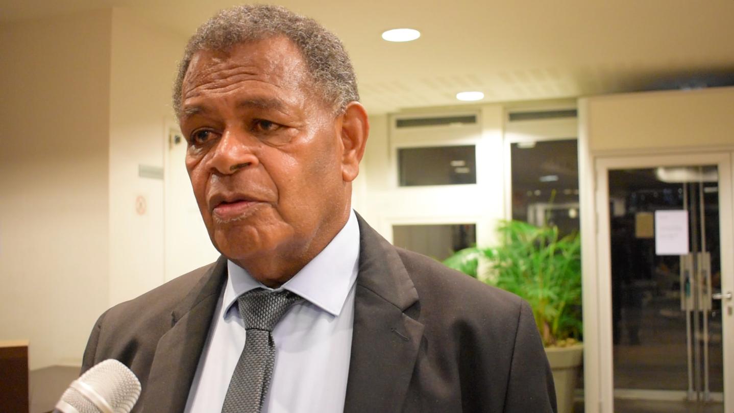 Nouvelle-Calédonie : Daniel Goa se positionne contre un « énième statut » à l'occasion de la visite du ministre des Outre-mer