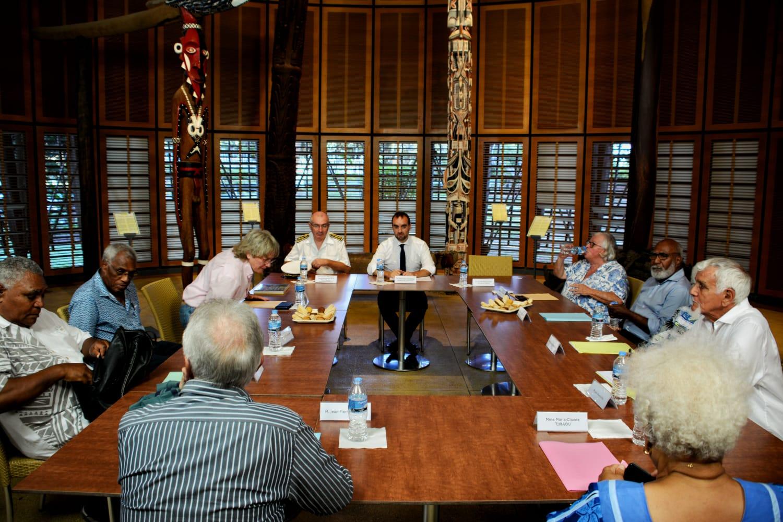 Nouvelle-Calédonie: Le ministre des Outre-mer Sébastien Lecornu confie deux missions au comité des sages