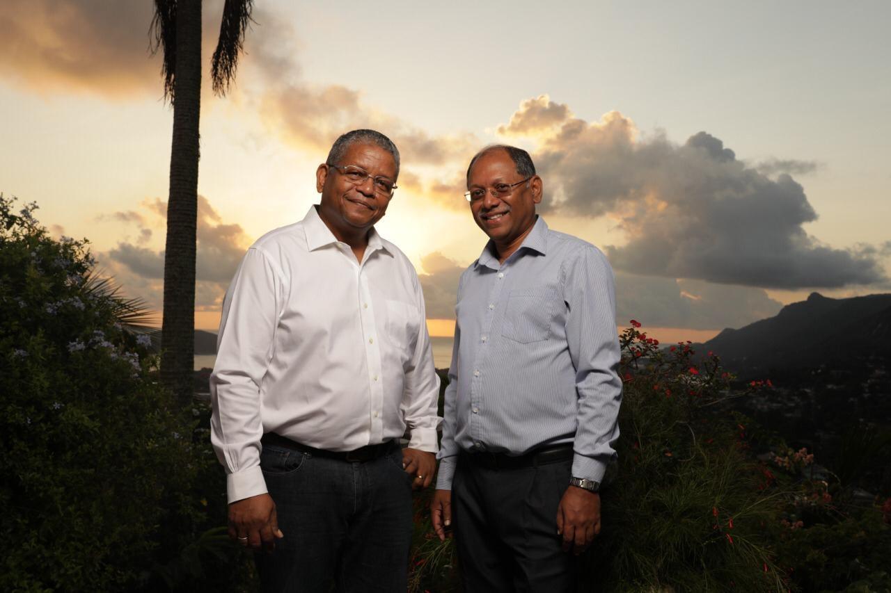 Seychelles: le candidat d'opposition Wavel Ramkalawan élu président