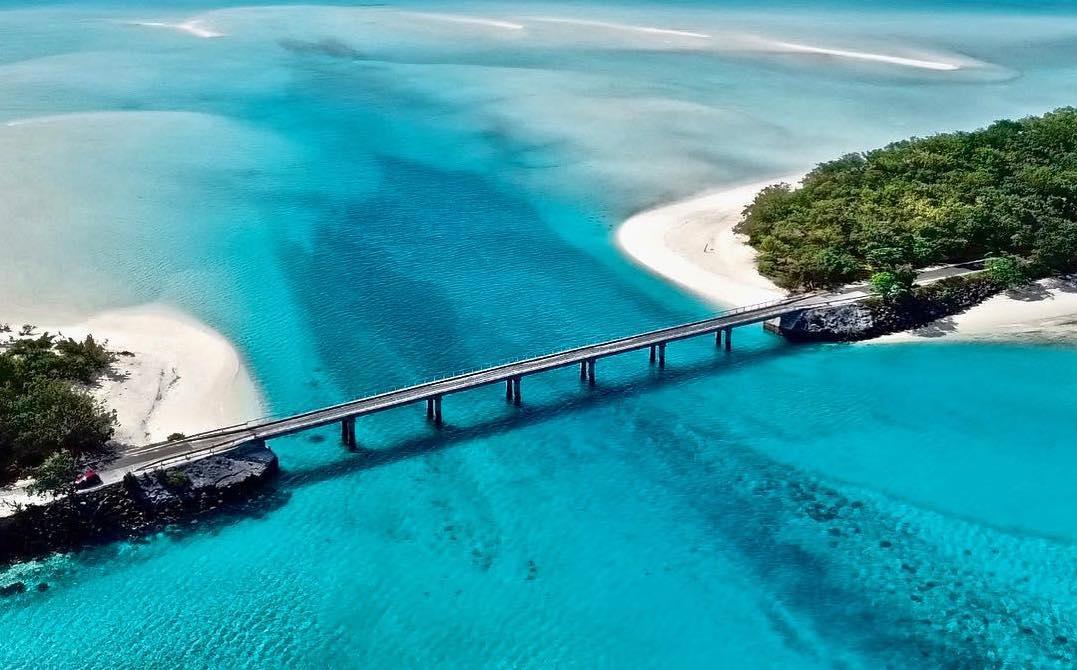 Nouvelle-Calédonie : Vers un nouveau pont du Mouli à Ouvéa