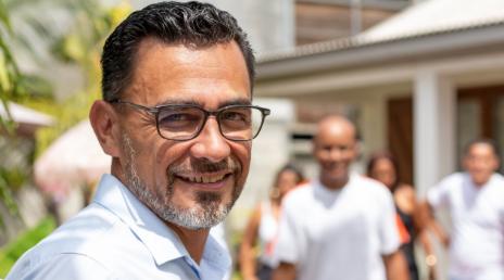 La Réunion : Olivier Hoarau lance sa candidature pour les élections régionales de 2021