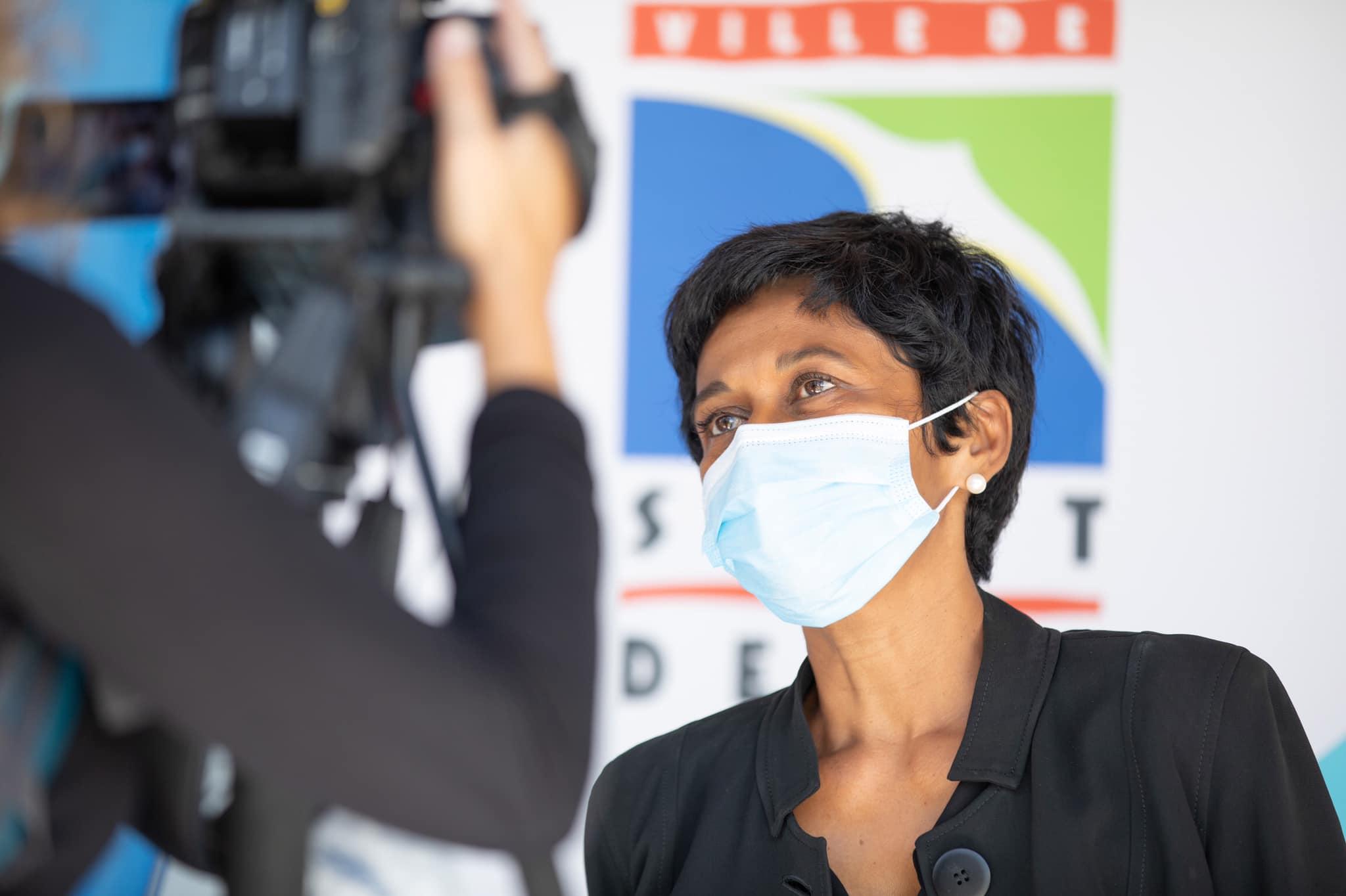 La Réunion :  Ericka Bareigts, plaide « une stratégie réunionnaise de lutte contre la Covid-19 »