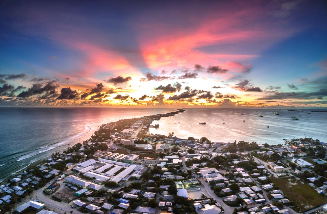 Pacifique : Deux premiers cas de Covid aux Îles Marshall