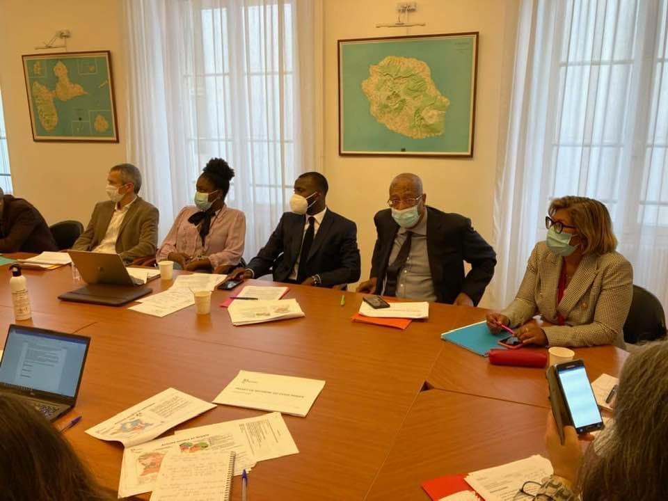 Réforme du code minier en Guyane- Georges Patient: « Nous souhaitons qu'il y ait une véritable concertation avec les Guyanais sur ce projet de réforme »