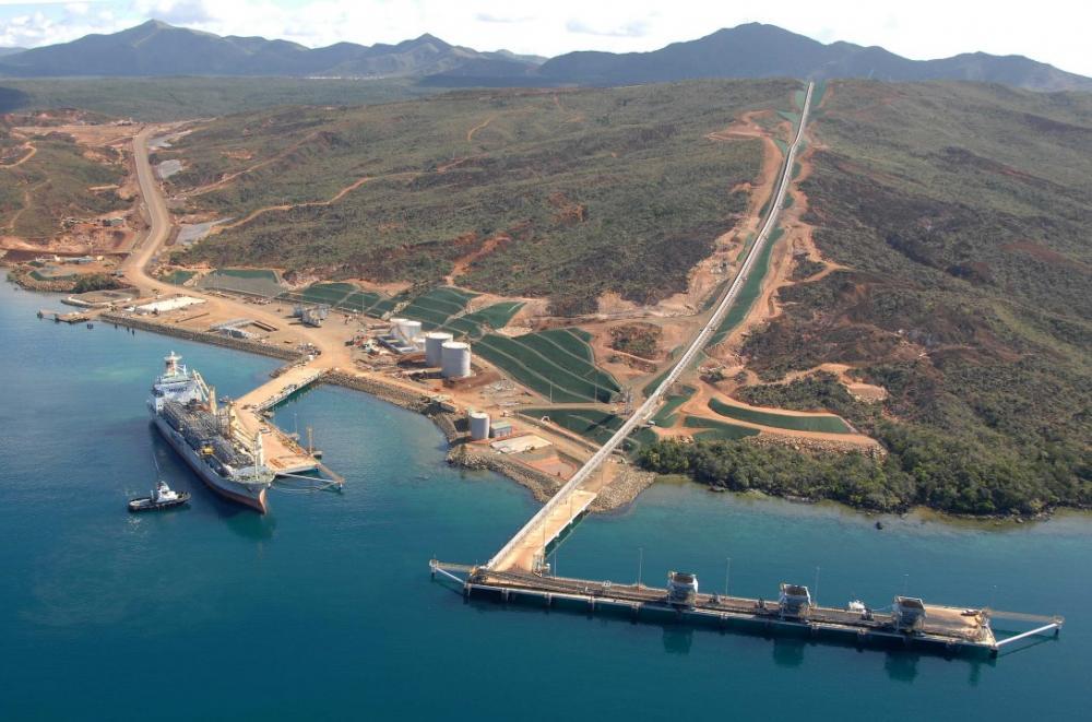 Vale NC en négociation exclusive avec le consortium Trafigura pour la reprise de l'Usine du Sud