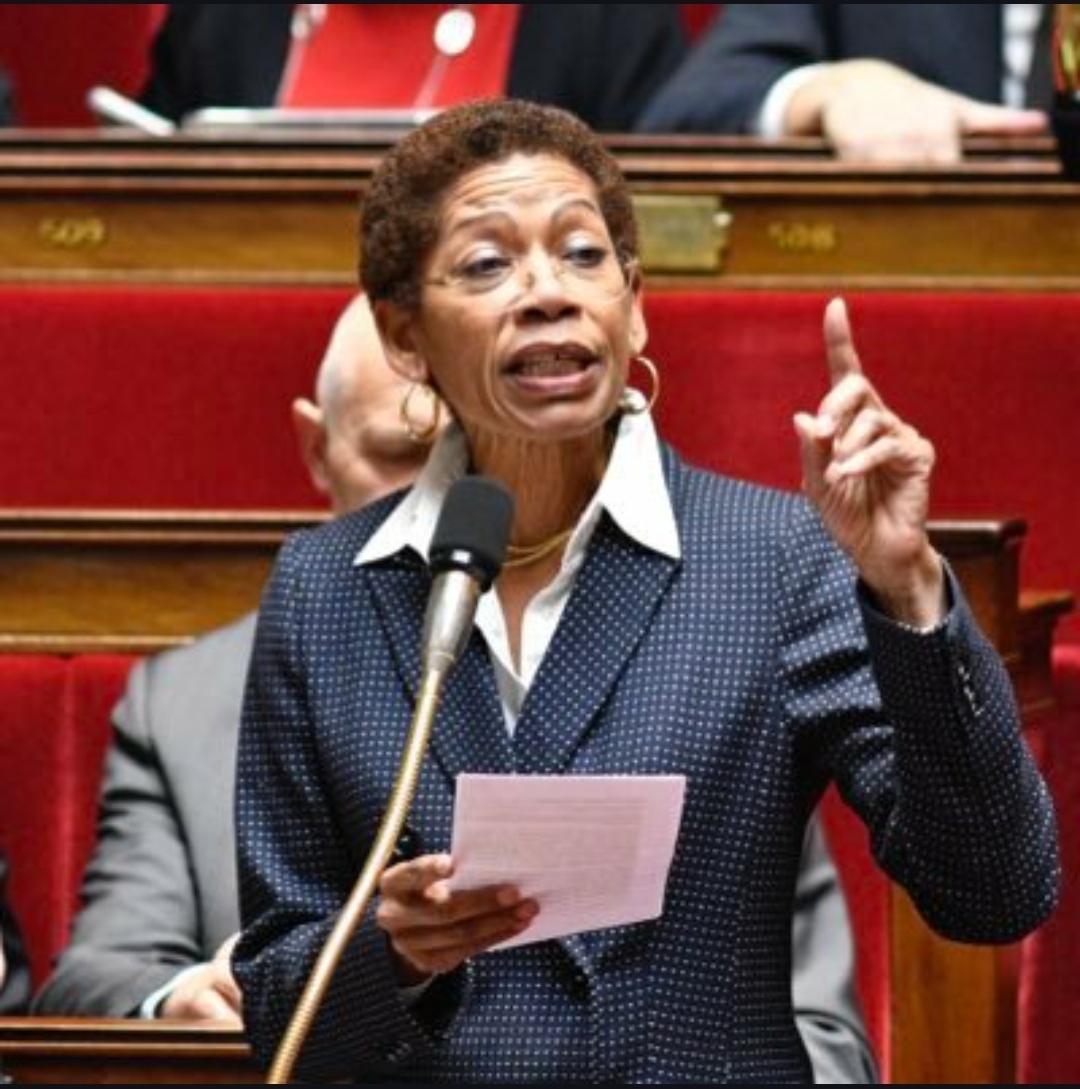 La députée guadeloupéenne George Pau-Langevin nommée adjointe au Defenseur des Droits