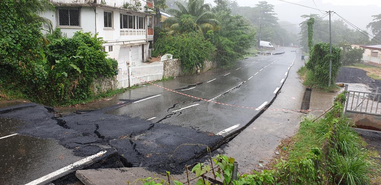 Antilles : De nouvelles intempéries attendues ce dimanche après les fortes pluies des derniers jours