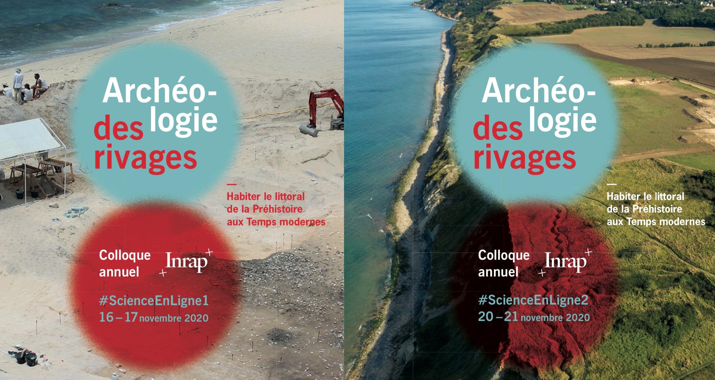 L'INRAP et l'Université des Antilles lancent un colloque annuel sur l'« Archéologie des rivages. Habiter le littoral de la Préhistoire aux Temps modernes »