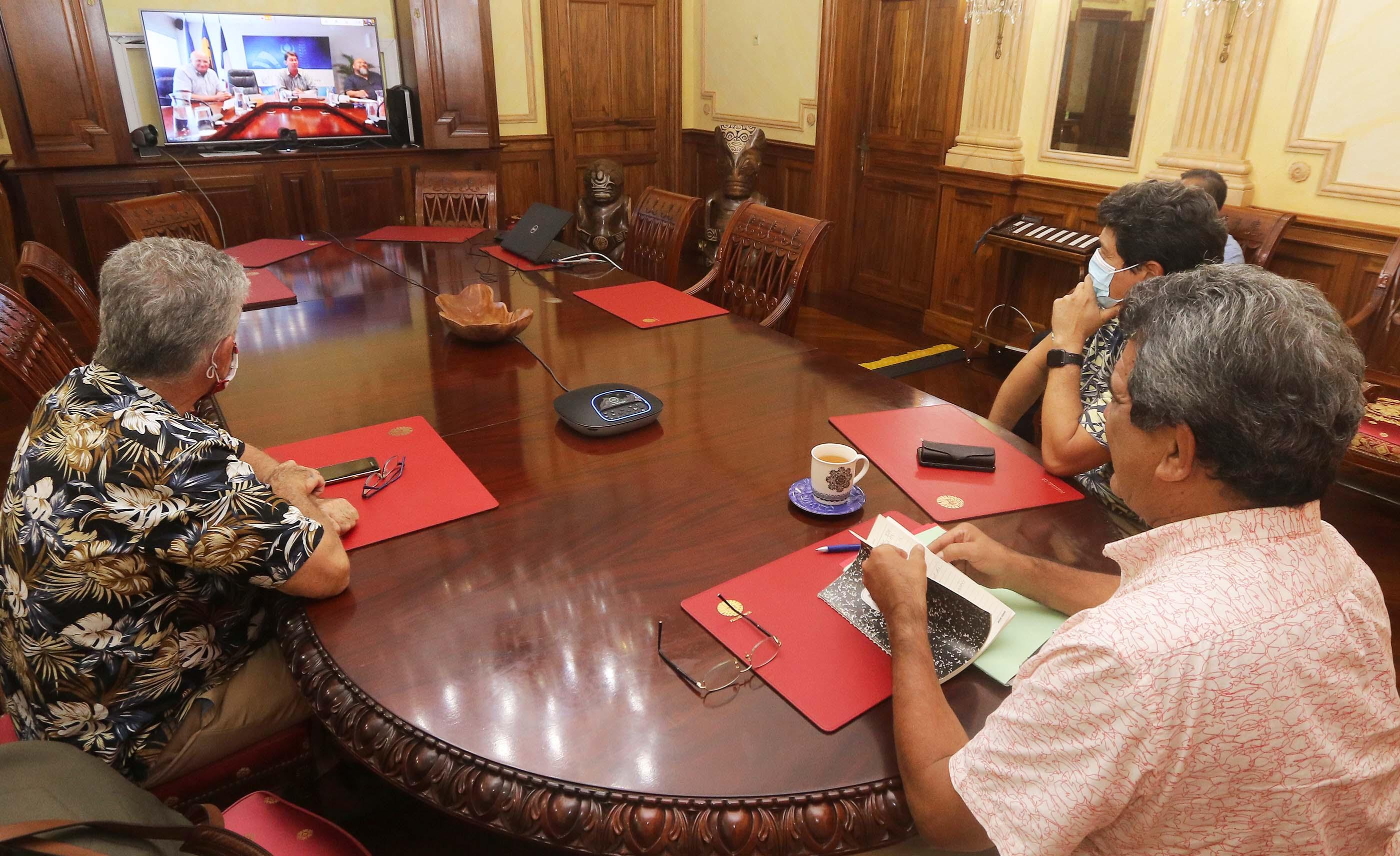 Coopération régionale : La Nouvelle-Calédonie enverra du matériel sanitaire en Polynésie
