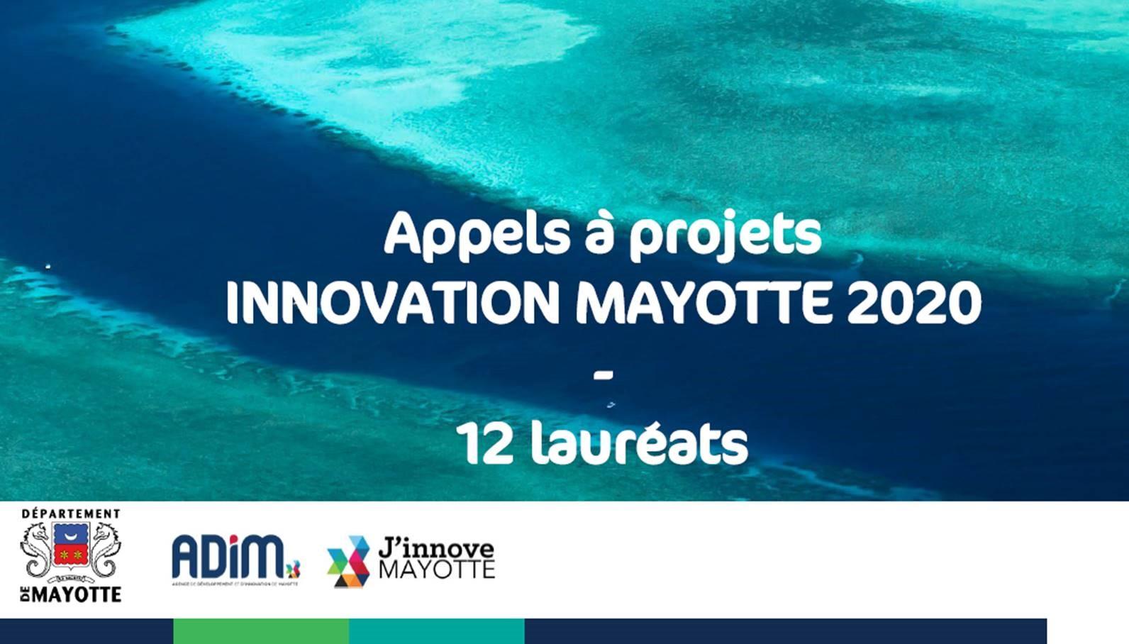 Innovation à Mayotte : 12 lauréats pour l'appel à projets du Département et de l'ADIM