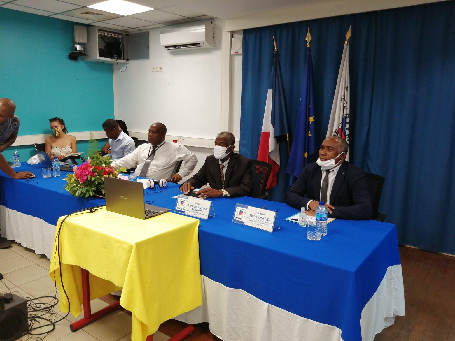 Mayotte accueille la 25ème conférence des Présidents des RUP le 26 et 27 novembre