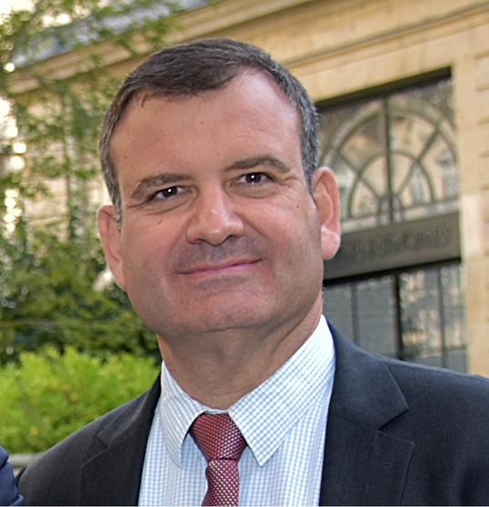 Christophe Laurent, directeur général de la Banque des territoires Antilles-Guyane