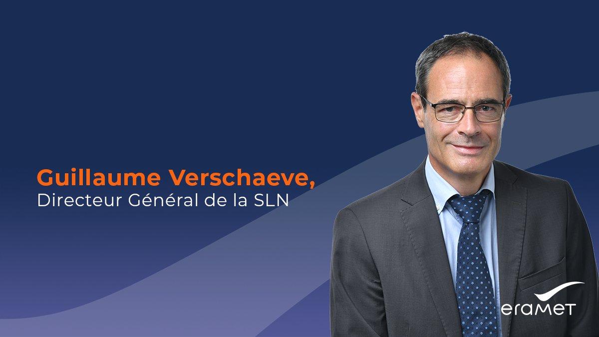 Nickel – Nouvelle-Calédonie : Guillaume Verschaeve nommé Directeur général de la SLN