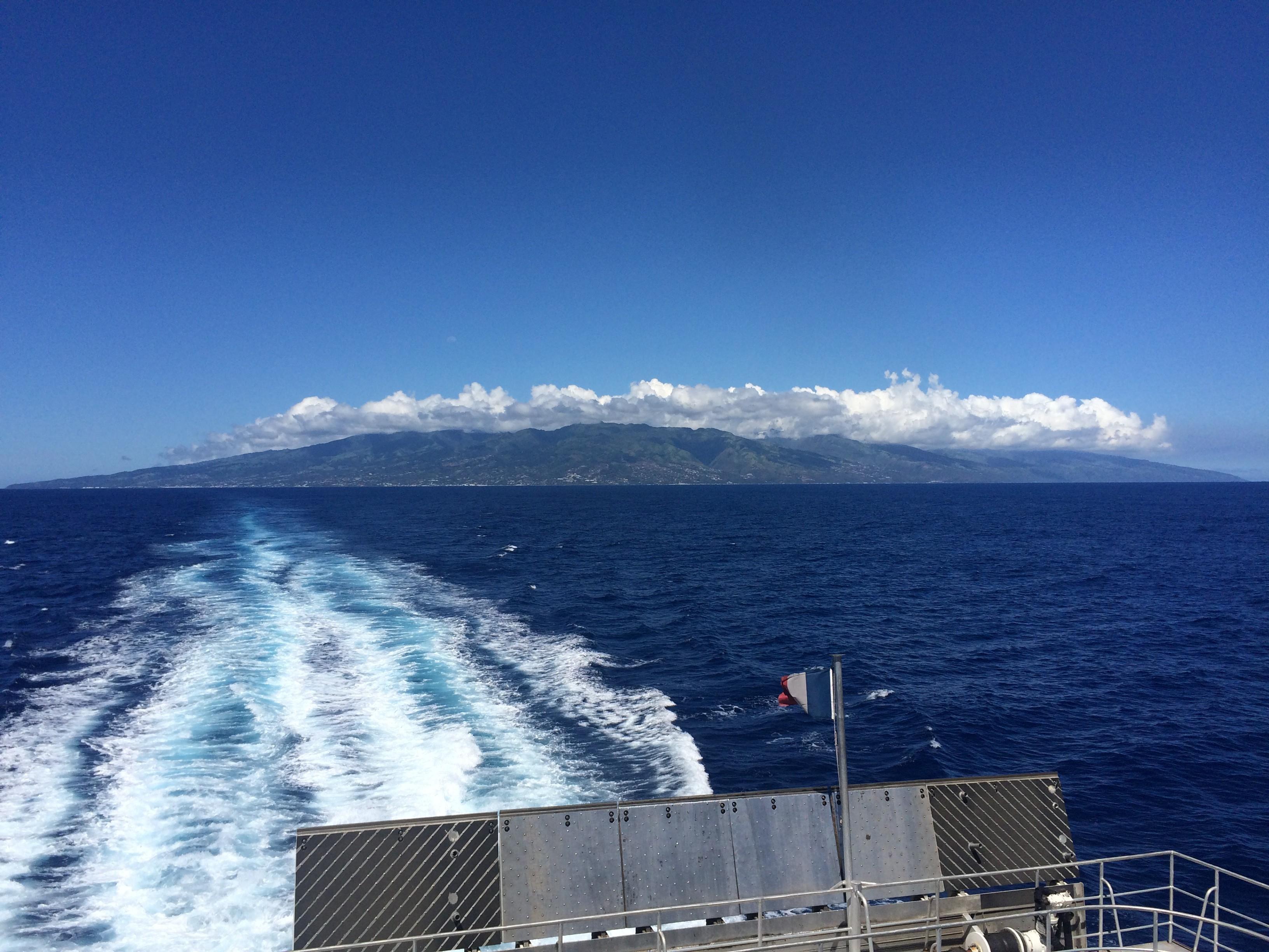 Polynésie : Le gouvernement local précise sa loi sur le transport maritime