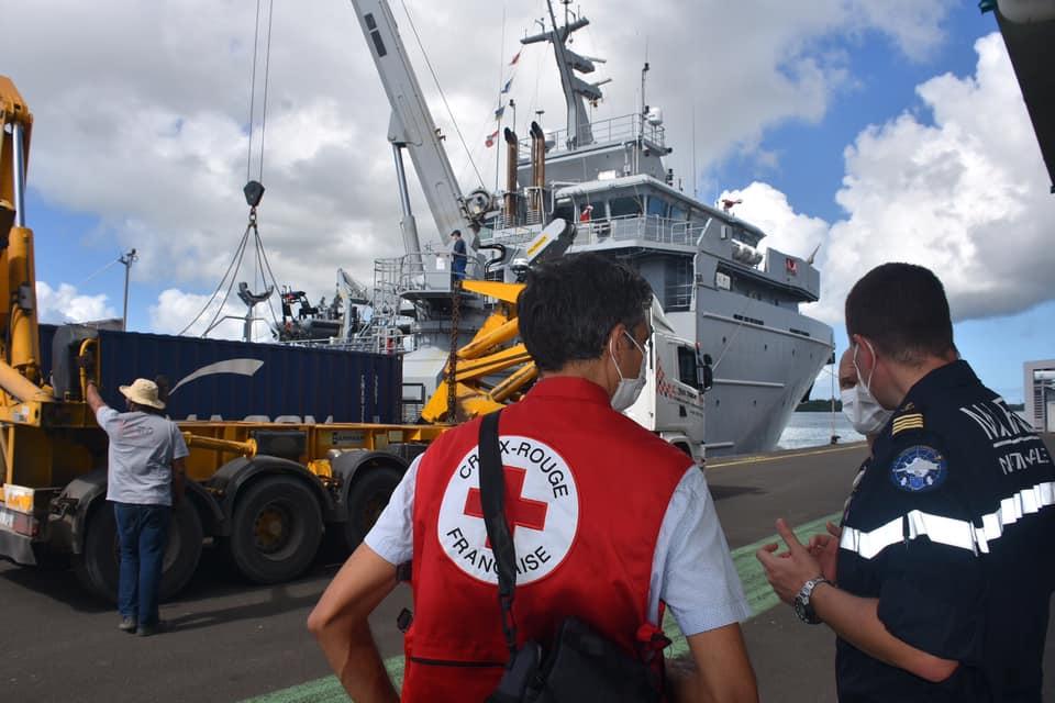 Ouragans Eta et Iota: Les Forces Armées aux Antilles en mission au Guatemala et au Honduras