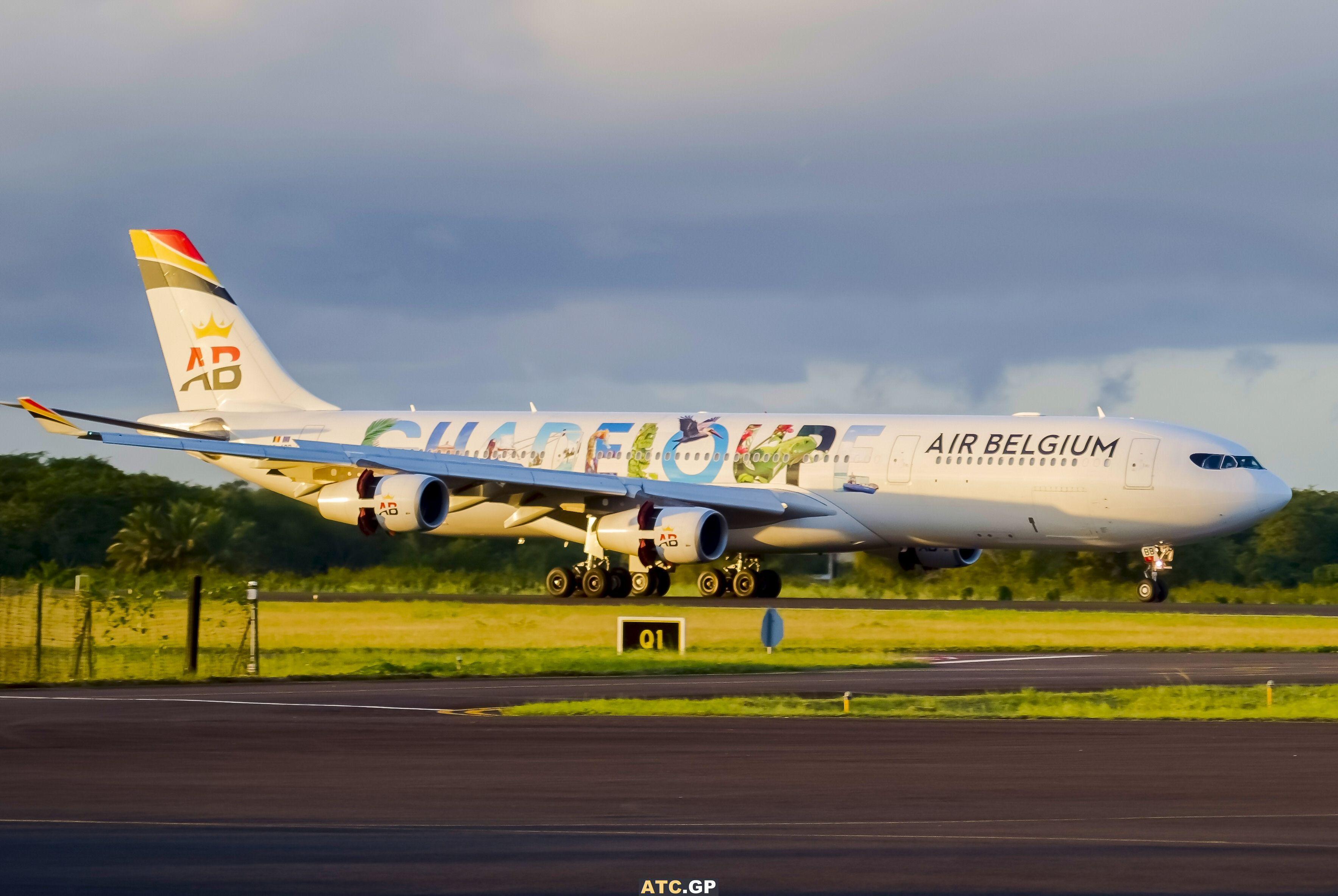 Desserte aérienne : Air Belgium renforce la reprise de ses vols vers les Antilles