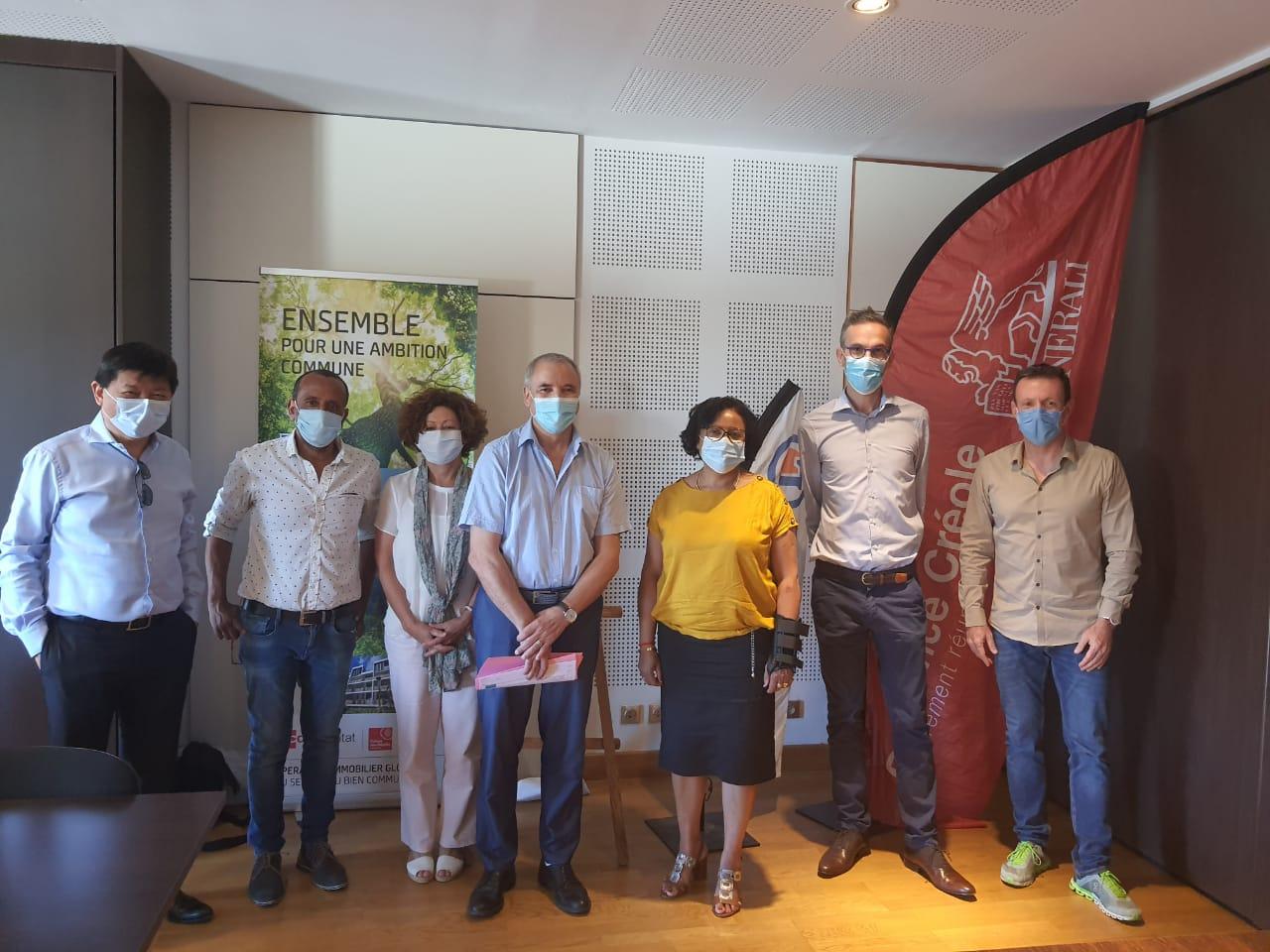La Réunion : La SIDR lauréate des Trophées des Entreprises locales 2020
