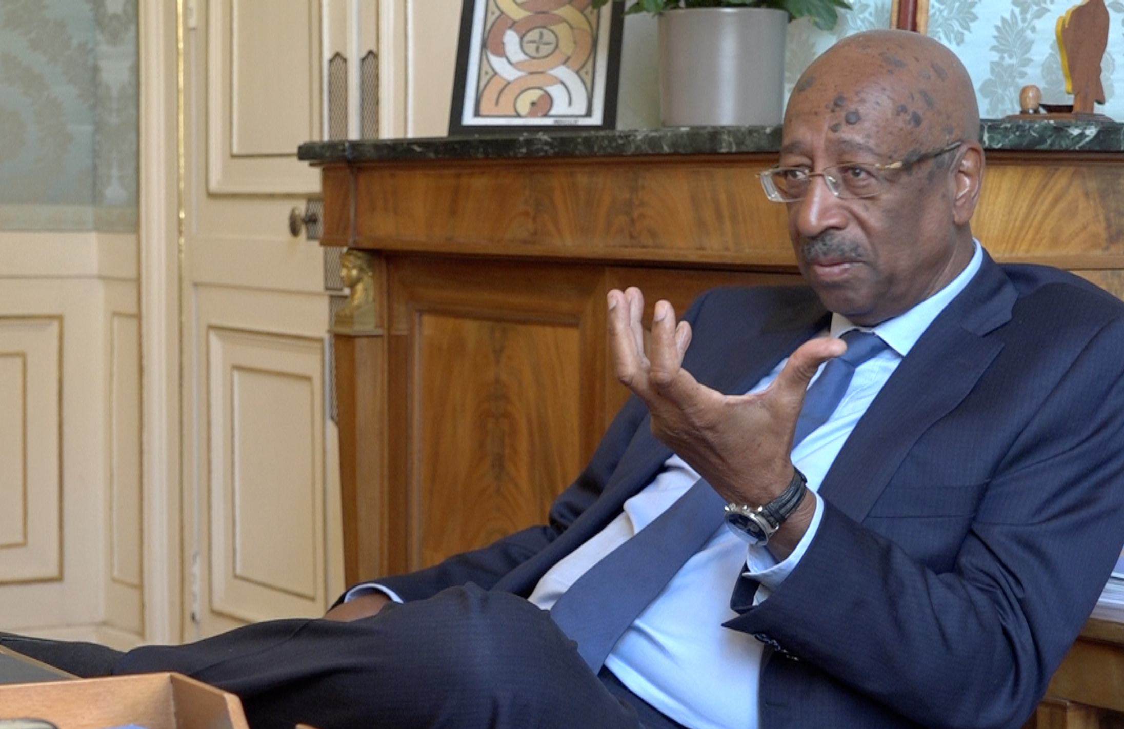 INTERVIEW POLITIQUE- Georges Patient, Vice-président du Sénat : « La Guyane a tout pour être le Qatar multiplié par 10»