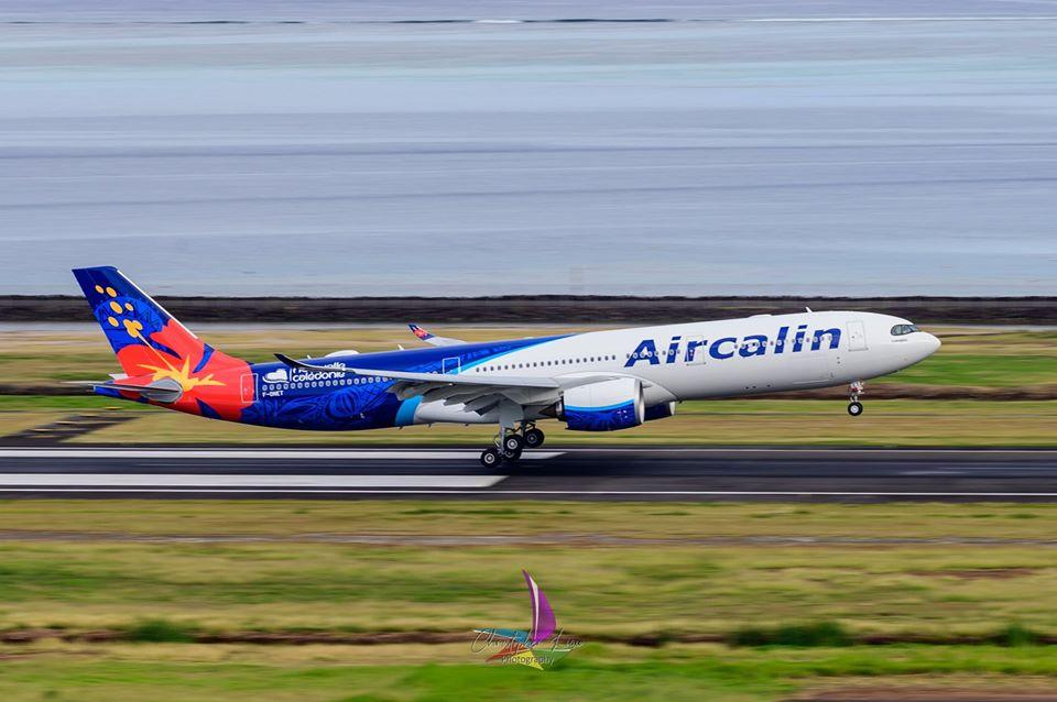 INTERVIEW. La pérennité d'Aircalin « pas menacée dans les 12 prochains mois », assure le Directeur de la compagnie calédonienne