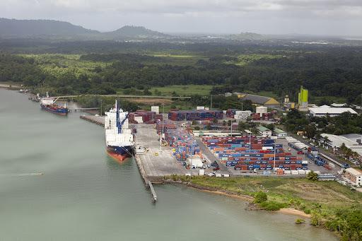 Guyane : Un nouveau poste frontalier de l'Union Européenne au port de Dégrad des Cannes