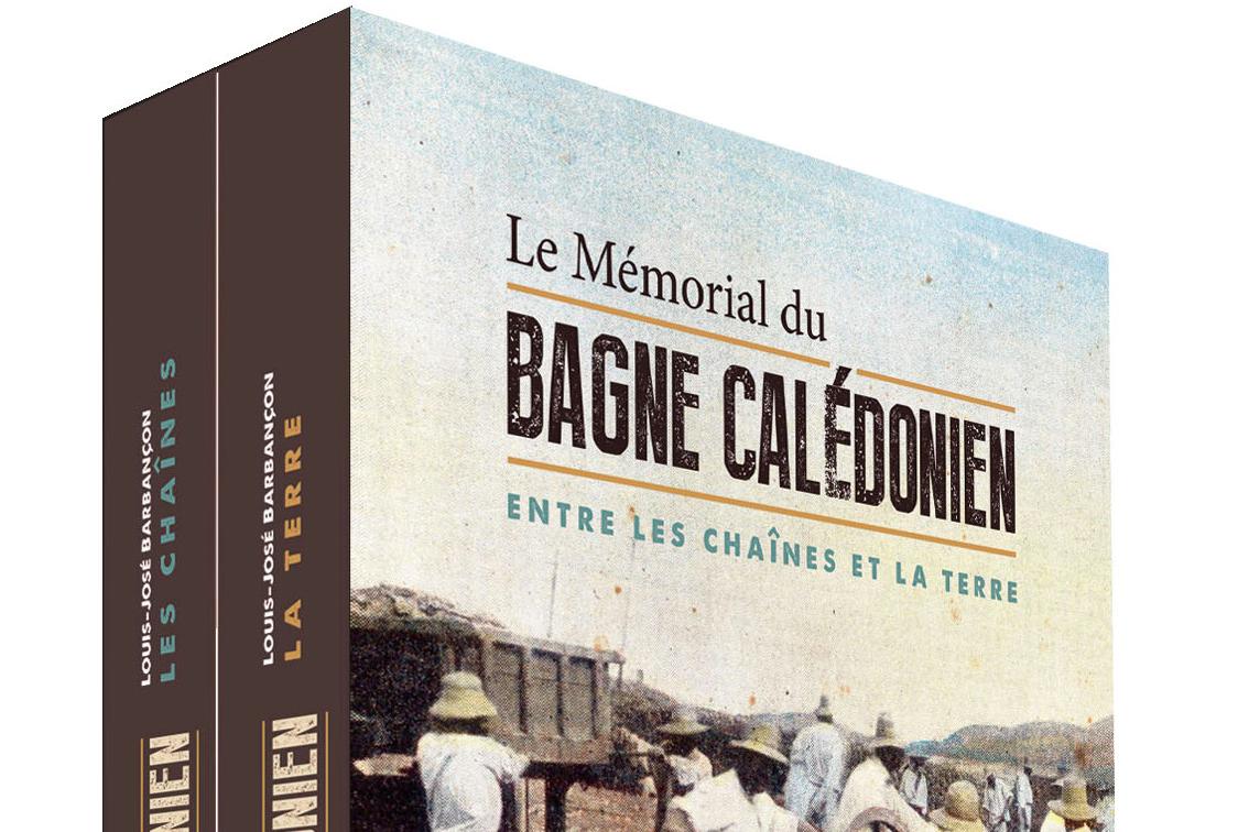Pacifique : La maison d'édition « Au Vent des Îles » primée avec « Le Mémorial du Bagne calédonien »