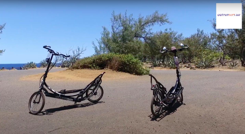 REPORTAGE. Innovation à La Réunion : Objets roulants non-identifiés