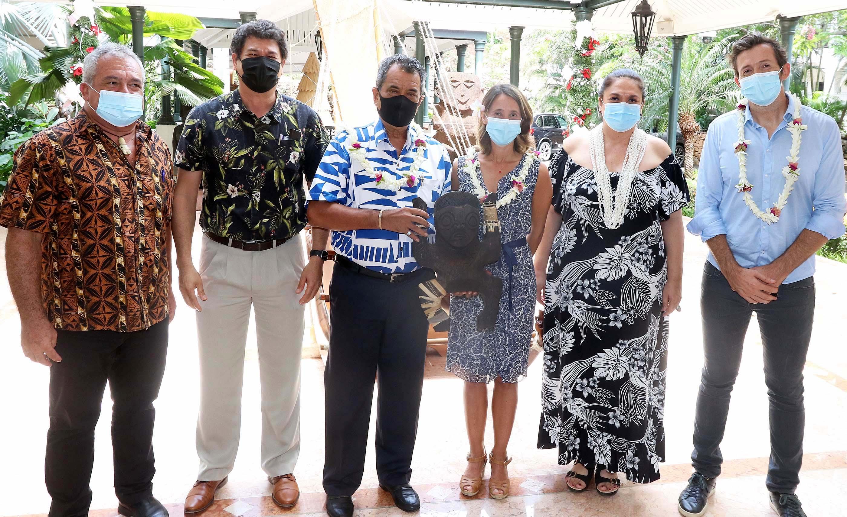 Tournage de Koh Lanta en Polynésie : « Une visibilité importante à la destination Tahiti et ses îles »