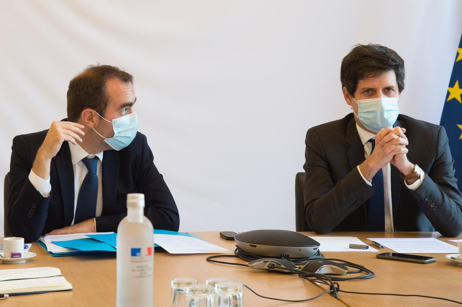 L'enveloppe du POSEI préservée « grâce à l'action vigoureuse des autorités françaises », assure le gouvernement