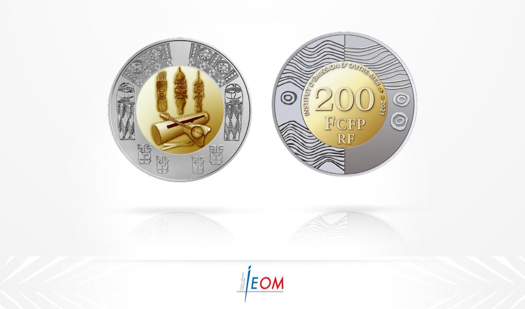 Modernisation de la monnaie du Franc Pacifique et création d'une pièce de 200 Francs CFP