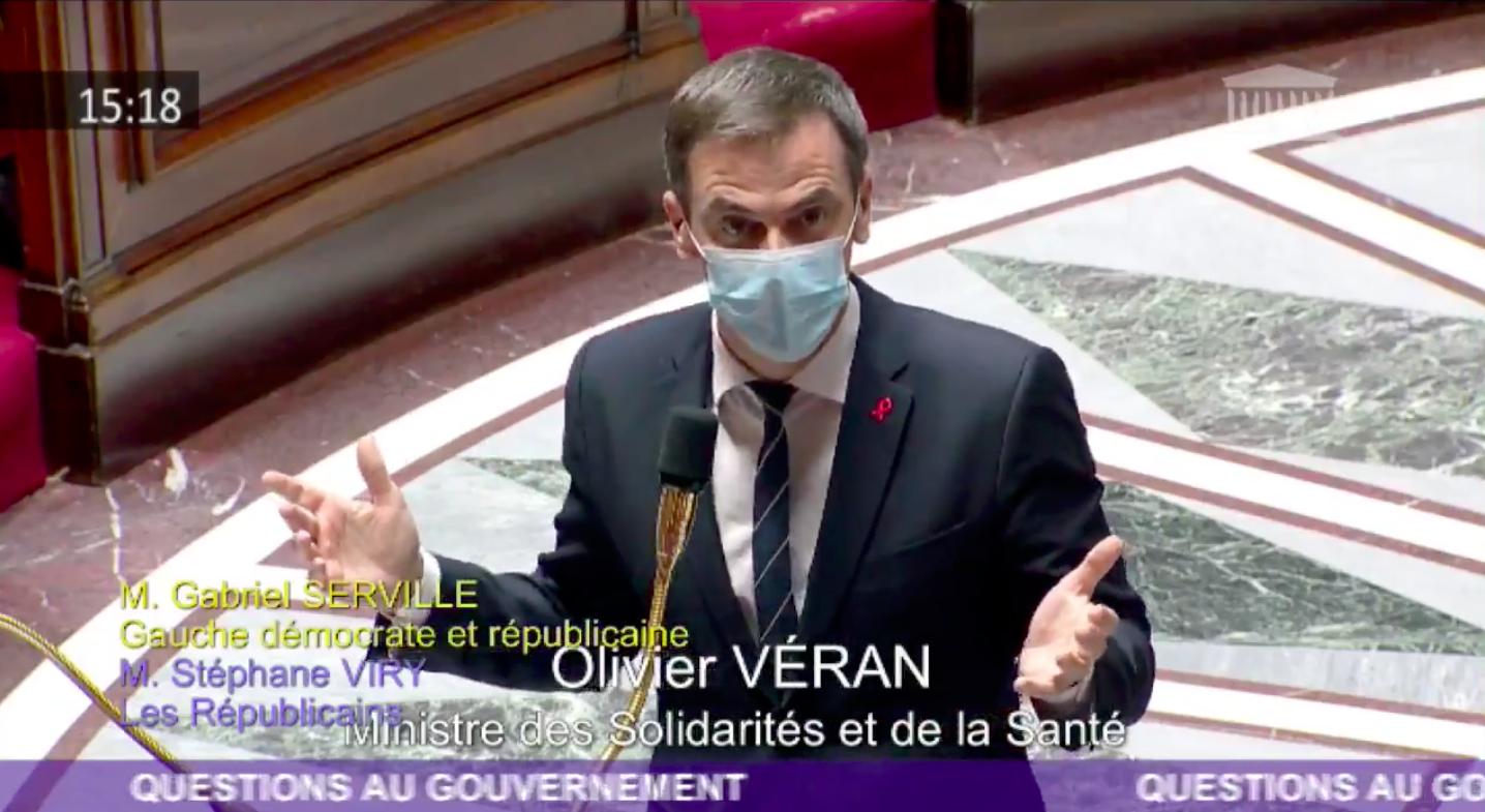Covid-19 : Les Outre-mer « au cœur de la stratégie vaccinale » assure Olivier Véran