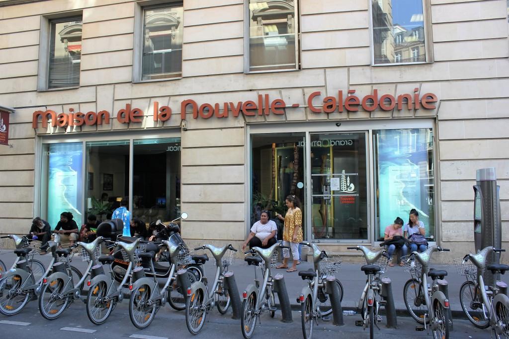 La Maison de la Nouvelle-Calédonie à Paris lance une opération d'accueil d'étudiants calédoniens