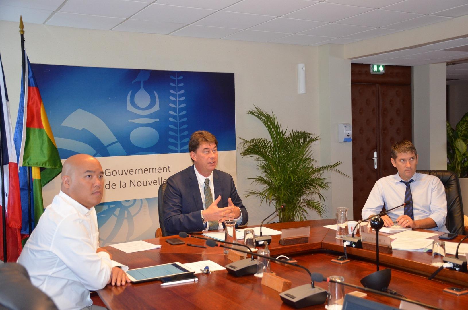 Union européenne : La Nouvelle-Calédonie prend la tête de l'association des PTOM, OCTA