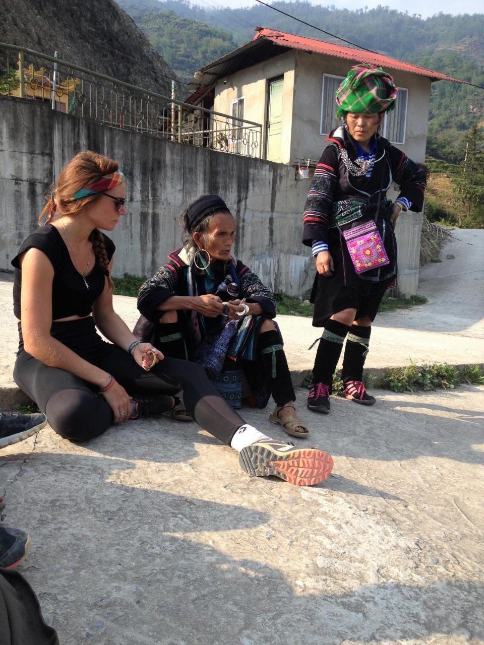 Rencontres à Sapa - Vietnam