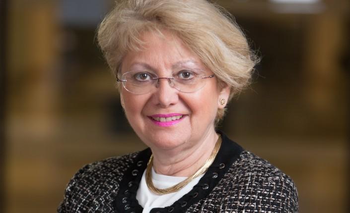 Marie-Anne Poussin Delmas, dirigeante des Instituts d'Émission d'Outre-mer (IEDOM / IEOM)