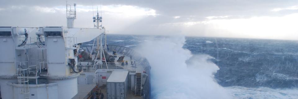 Expédition SWINGS, cap vers l'Océan Austral pour la contribution du climat
