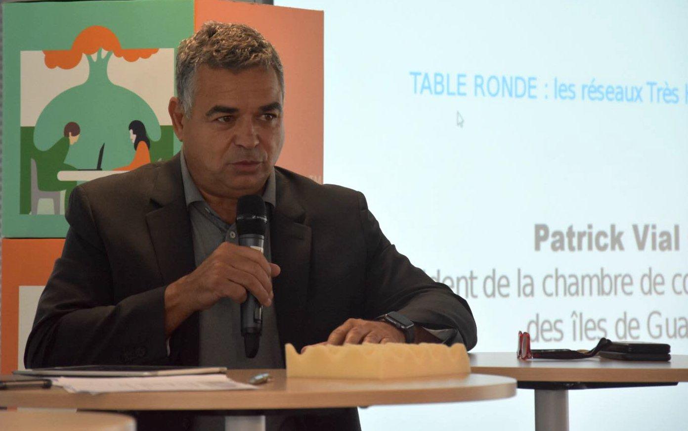 INTERVIEW. Économie : « Nous avons besoin de visibilité » déclare Patrick Vial-Collet, président de la CCI de Guadeloupe