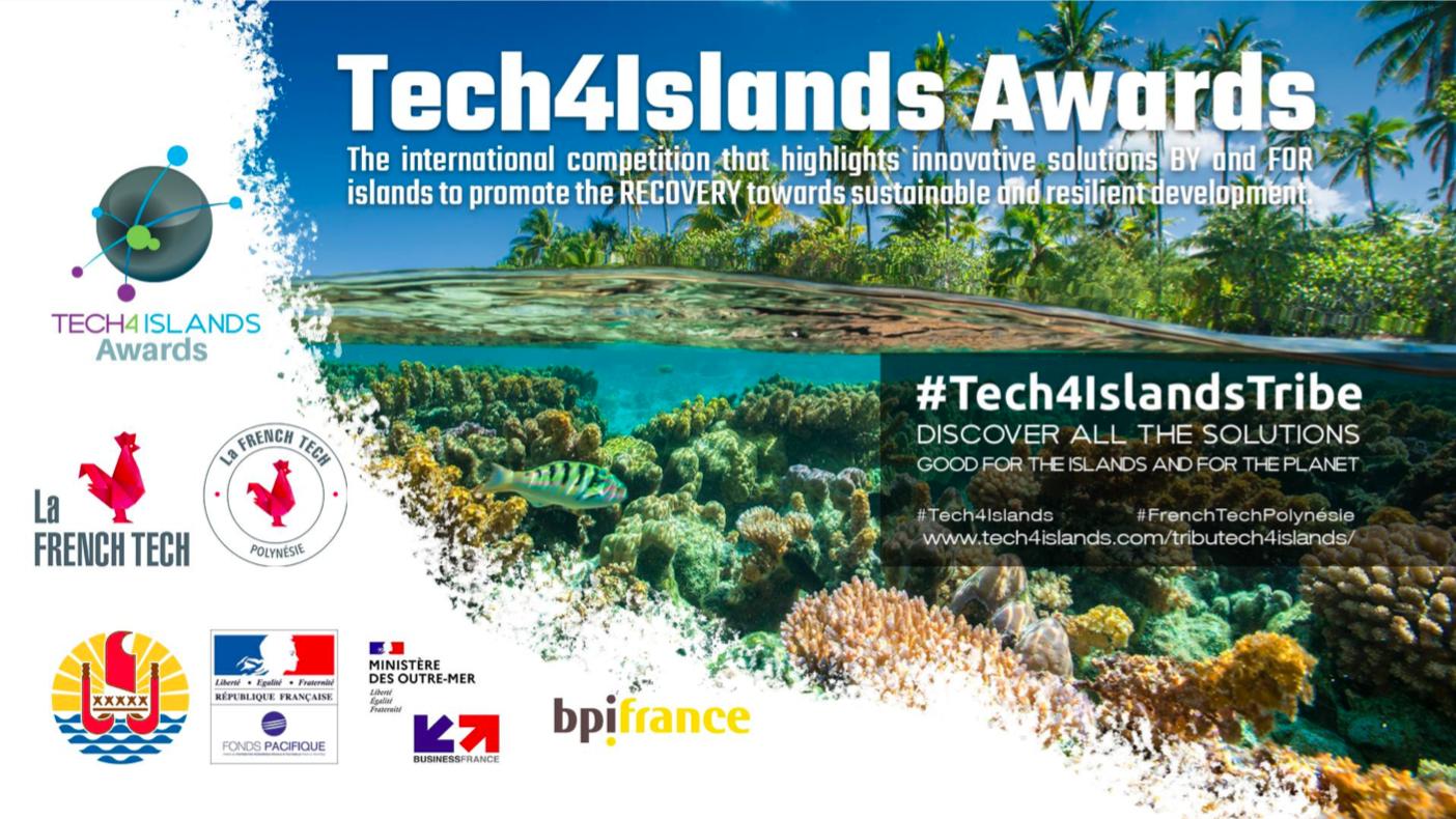 Innovation Outre-mer : La French Tech Polynésie expose au CES de Las Vegas