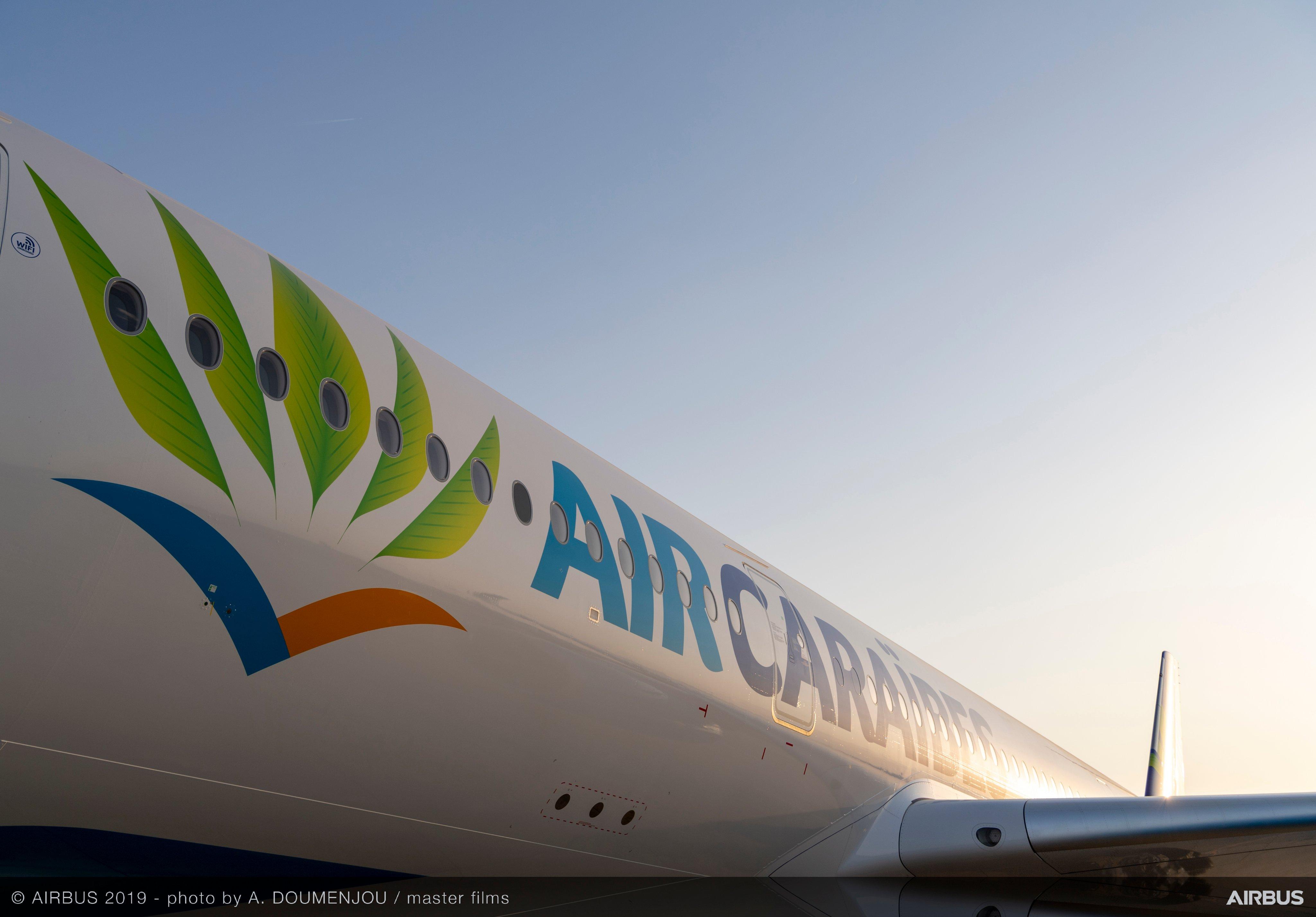 Desserte Aérienne : La CTM, pourrait apporter «un appui» à la compagnie Air Caraïbes selon Yan Monplaisir