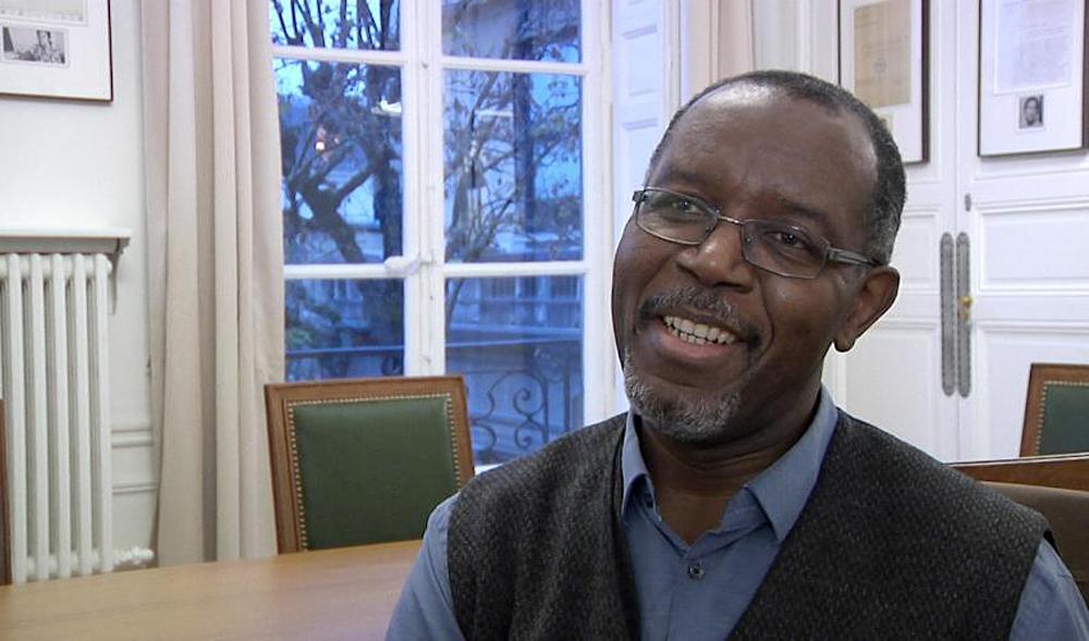L'écrivain haïtien Louis-Philippe Dalembert, nouvel auteur en résidence à Sciences Po Paris