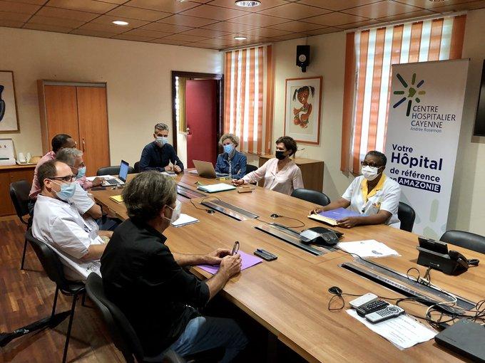 Covid-19- Guyane : Les trois centres hospitaliers prêts à vacciner le personnel soignant dès jeudi