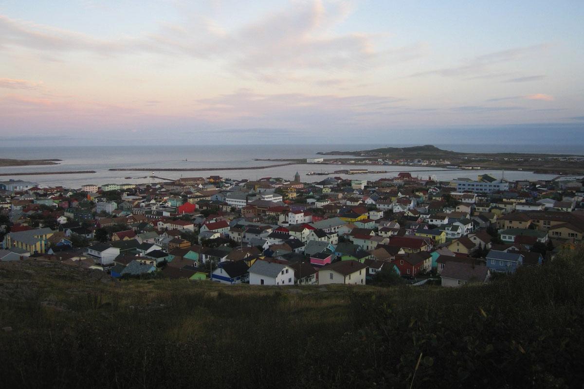 Covid-19: à Saint-Pierre et Miquelon, un mois pour vacciner tous les adultes